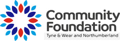 Community Foundation for Tyne and Wear logo