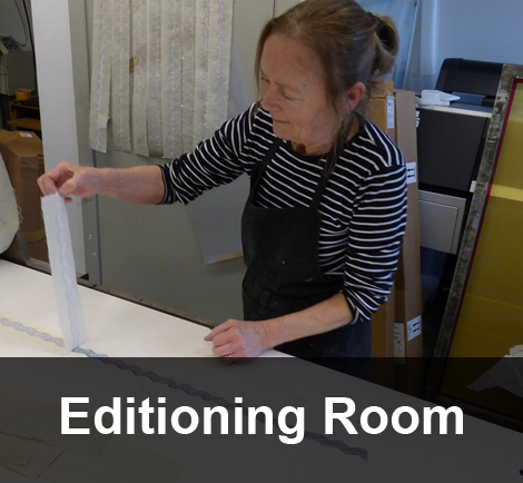 Editioning Room Session Booking