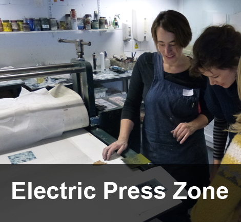 Electric Press Zone Session Booking
