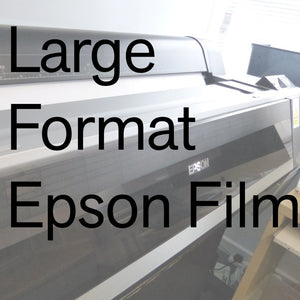 Large Format Epson Acetate (by linear metre)