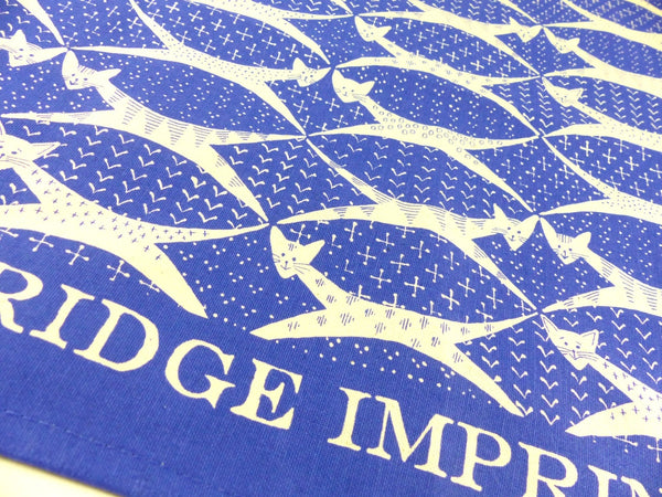 Cambridge Imprint Teatowels