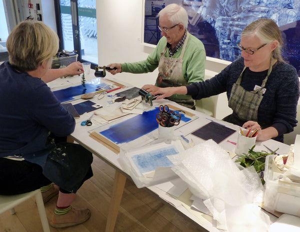 Creative Age Printmaking Workshops