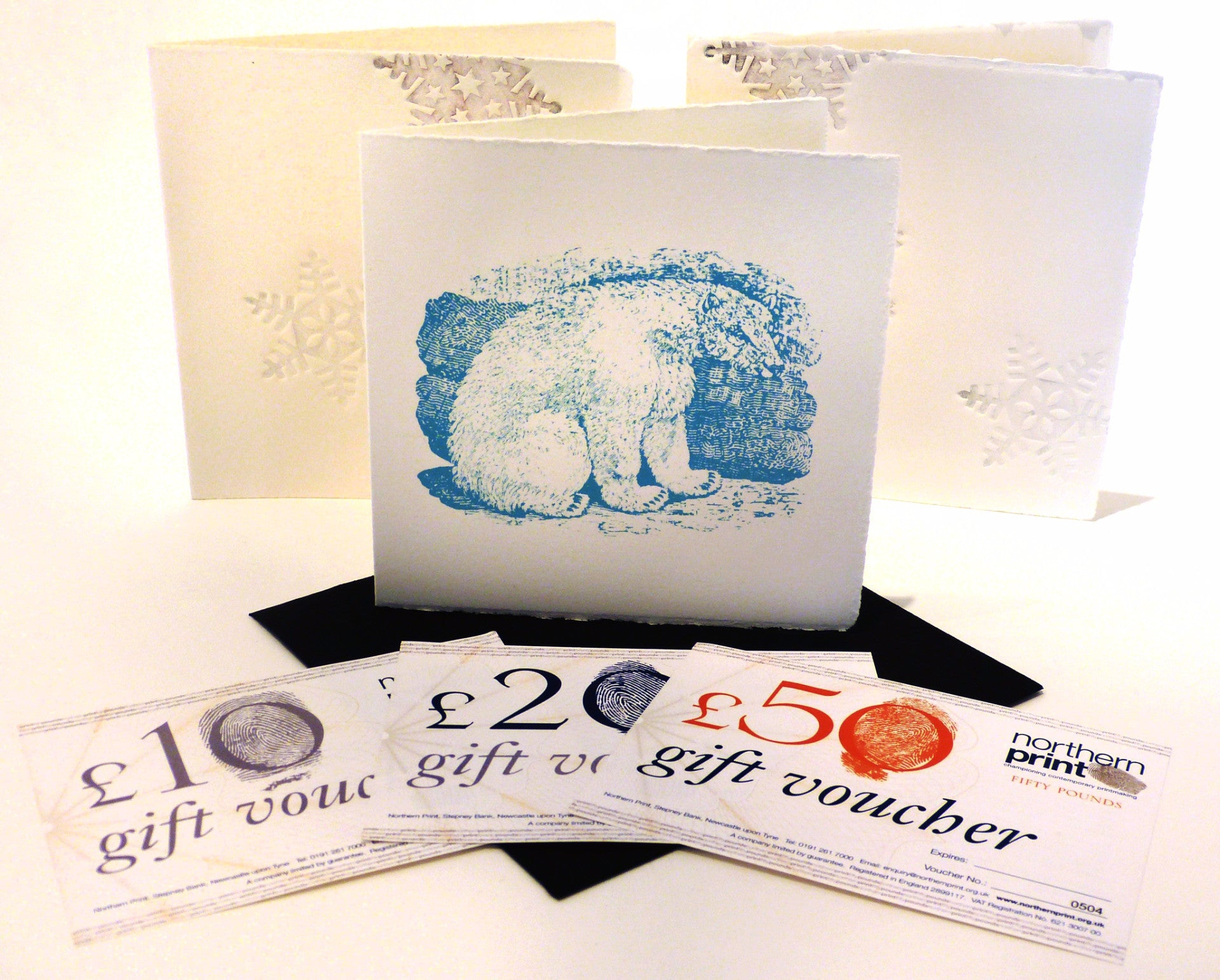Northern Print Gift Vouchers