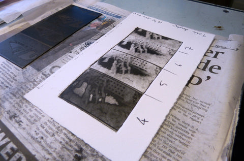 Introduction to Photo Etching: Three Evenings