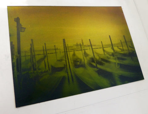 Solarplate Etching