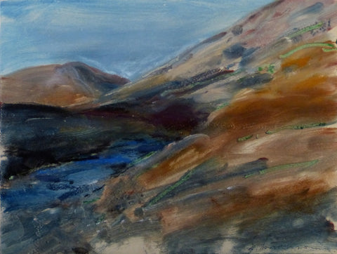 Untitled (Cumbrian Fells 1)