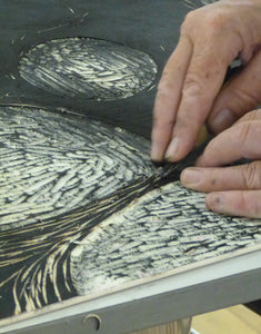 An Evening of Woodcut