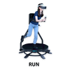 KAT Walk C | First PERSONAL VR Treadmill - Knoxlabs