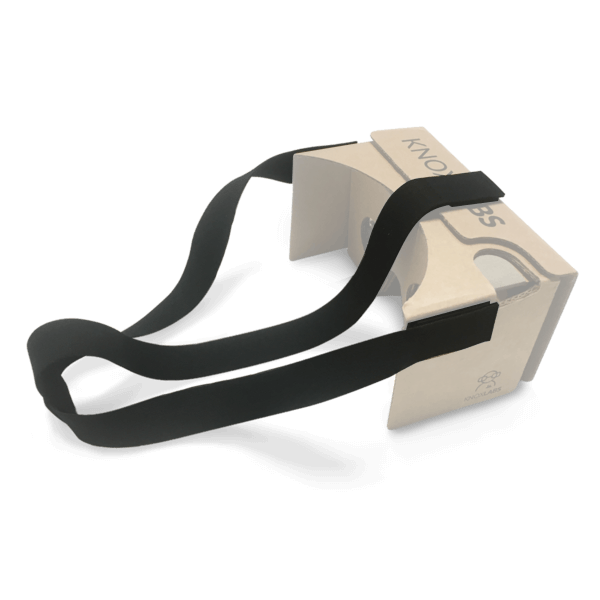Headband for Google Cardboard