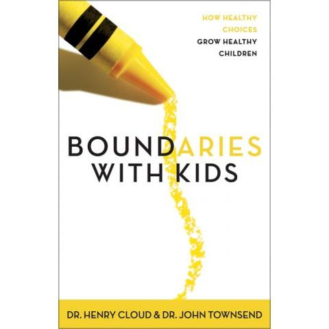 Boundaries With Kids (Paperback) Henry Cloud