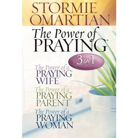 The Power Of Praying 3-In-1 Collection (Hardcover) Stormie Omartian