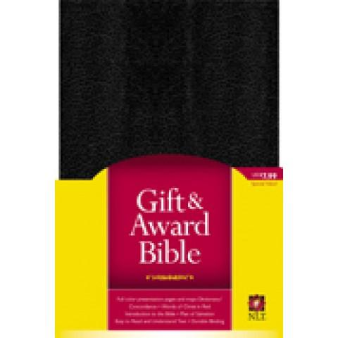 NLT Gift & Award Imitation Leather Black (Imitation Leather) Gift & Award