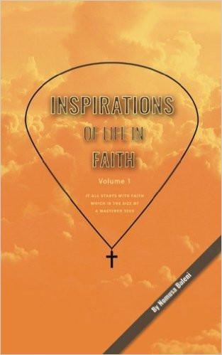 Inspirations of Life in Faith: Volume 1 (Paperback) by Nomusa Buleni