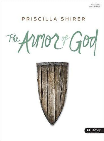 The Armor Of God - Study Guide (Paperback) Priscilla Shirer - New Chapter Bookstore