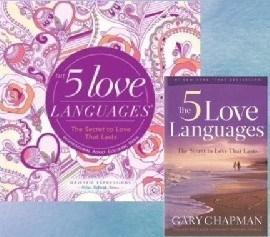 THE 5 LOVE LANGUAGES/COLOUR COMBO (PAPERBACK) GARY CHAPMAN