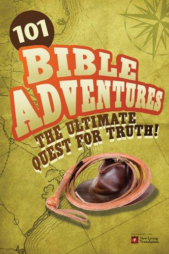 101 Bible Adventures: The Ultimate Quest for Truth! (Paperback) Larsen, Carolyn