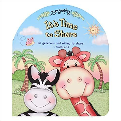 Bazooples - It's Time To Share (Board Book) Compilation