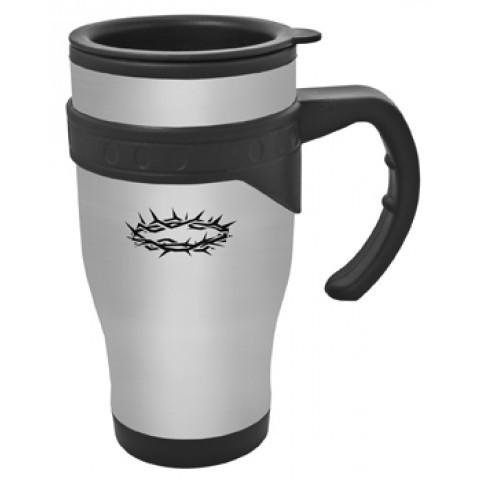 Stainless Steel Mug - Greater Love