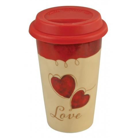 Love Never Fails Ceramic Mug