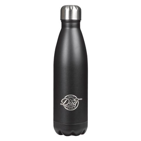 Best Dad Ever (Water Bottle) Stainless Steel Flask
