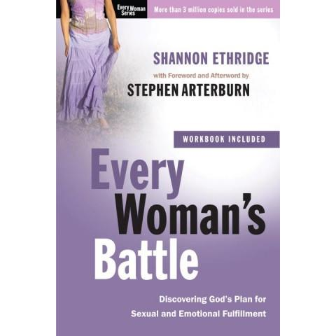 Every Woman'S Battle(Paperback) Shannon Ethridge - New Chapter Bookstore
