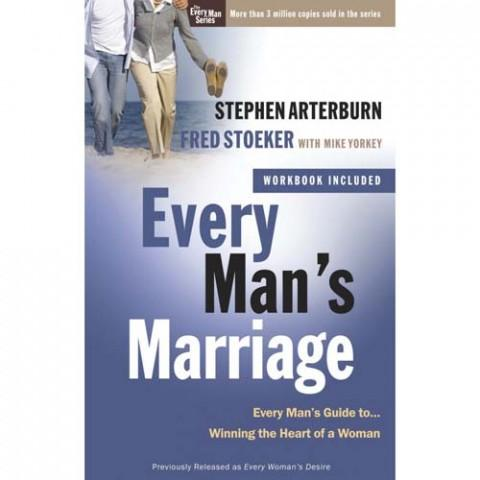 Every Man's Marriage (Paperback) Stephen Arterburn