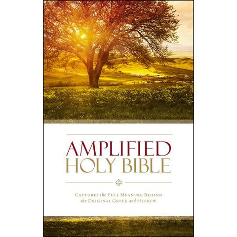 Amplified Holy Bible (Hardcover)