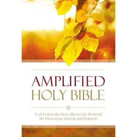Amplified Outreach Bible (Mass Market Paperback)