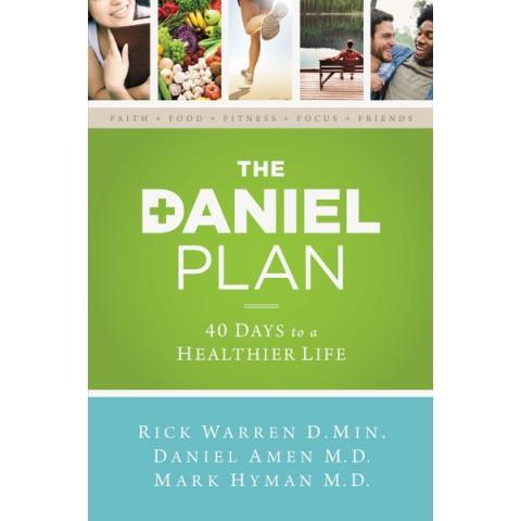 The Daniel Plan (The Daniel Plan)(ITPE) Rick Warren, Daniel Amen & Mark Hyman - New Chapter Bookstore