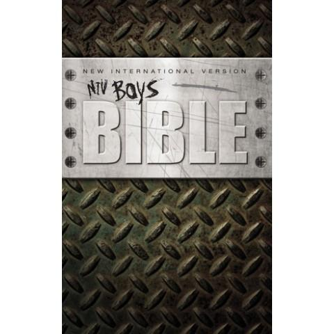 NIV Boys Bible (Hardcover) Speciality Bible
