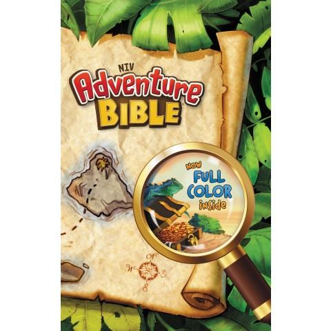 NIV Adventure Bible (Paperback) Speciality Bible - New Chapter Bookstore