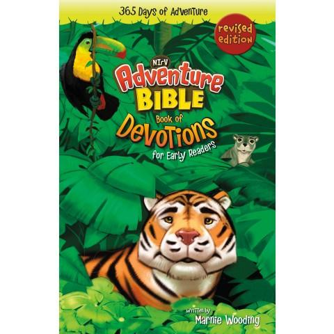 NIRV Adventure Bible Book Of Devotions For Early Readers (Paperback) Speciality - New Chapter Bookstore