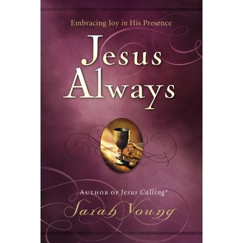 Jesus Always (Hardcover) Sarah Young - New Chapter Bookstore