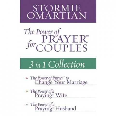 The Power Of Prayer For Couples: 3 In 1 (Hardcover) Stormie Omartian