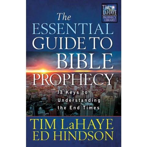 The Essential Guide To Bible Prophecy (Paperback) Tum Lahaye & Ed Hindson