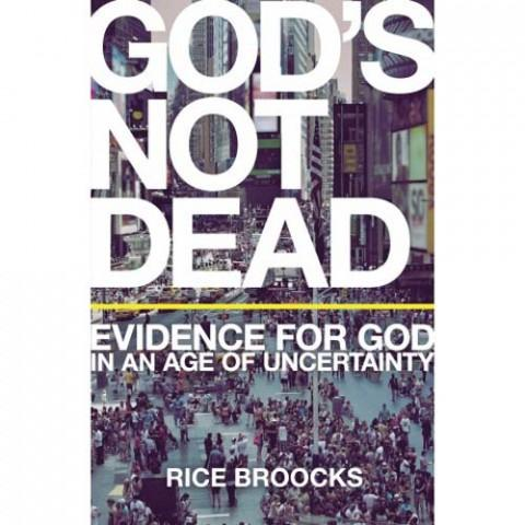 God's Not Dead (Paperback) Rice Broocks