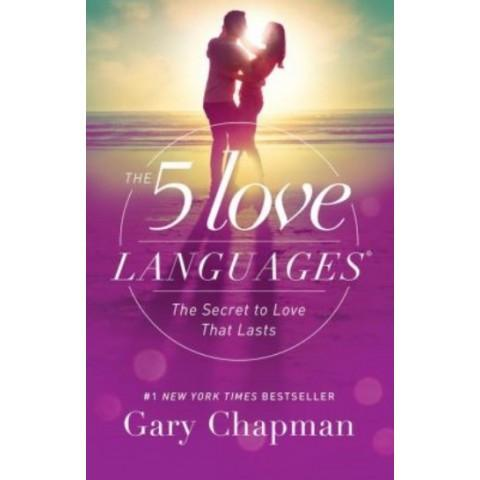 The 5 Love Languages (Updated Edition)(Paperback) Gary Chapman