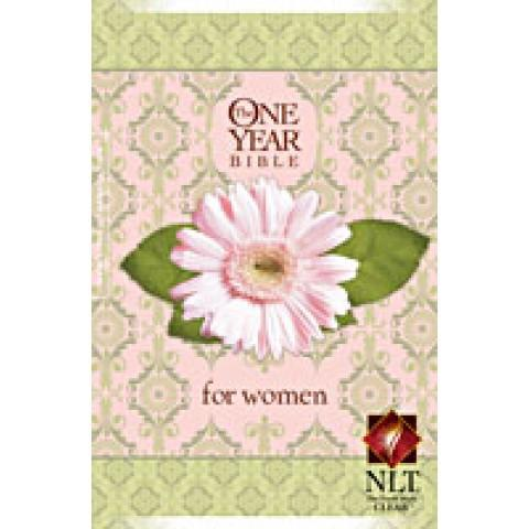 NLT One Year Bible For Women (Paperback) Speciality Bible