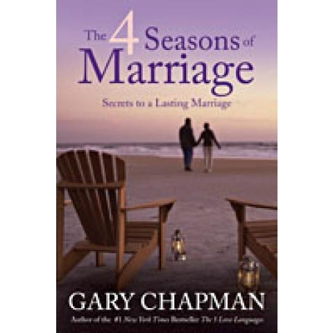 The 4 Seasons Of Marriage (Paperback) Gary Chapman