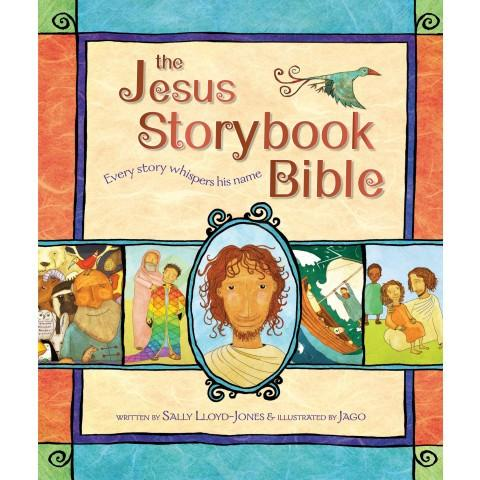The Jesus Storybook Bible (Hardcover) Sally Lloyd-Jones - New Chapter Bookstore
