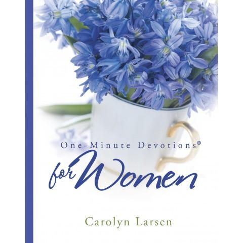 One Minute Devotions For Women (Hardcover) Carolyn Larsen