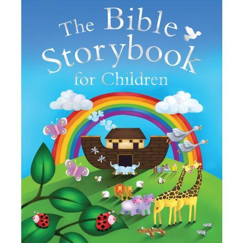The Bible Storybook For Children (Hardcover) Juliet David