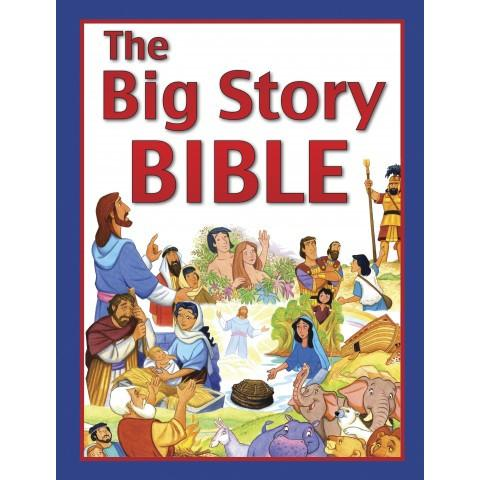 The Big Story Bible (Hardcover) Andy Holmes - New Chapter Bookstore