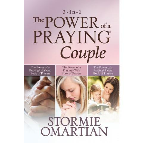 The Power Of A Praying Couple 3-In-1 (Softcover) Stormie Omartian
