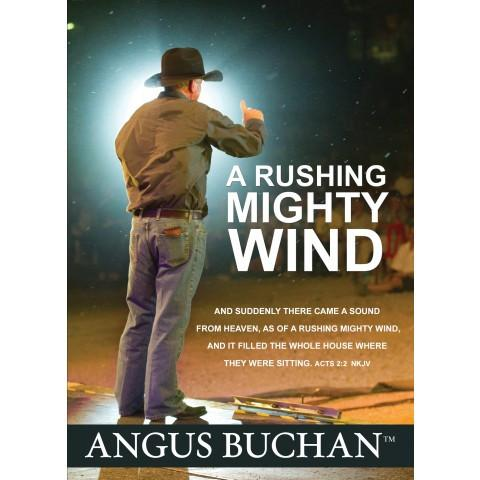 A Rushing Mighty Wind (Softcover) Angus Buchan - New Chapter Bookstore
