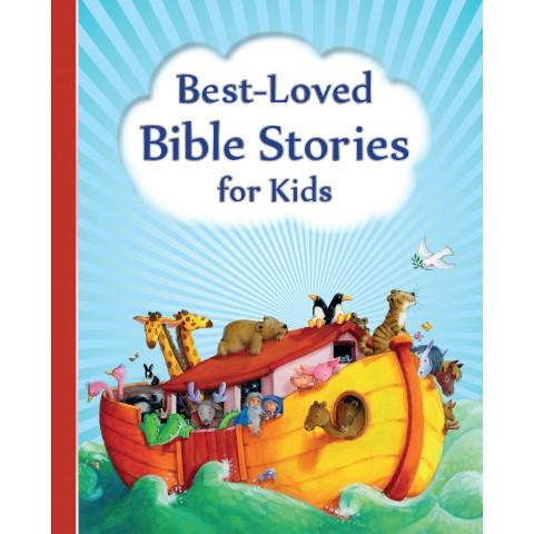 Best-Loved Bible Stories For Kids (Hardcover) Dawn Mueller - New Chapter Bookstore