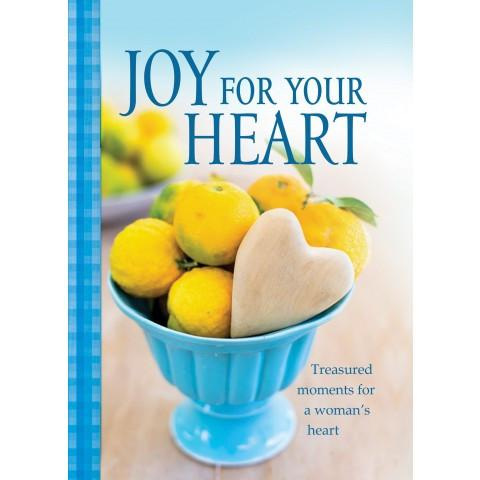 Joy For Your Heart (Padded Hardcover) Milanie Vosloo