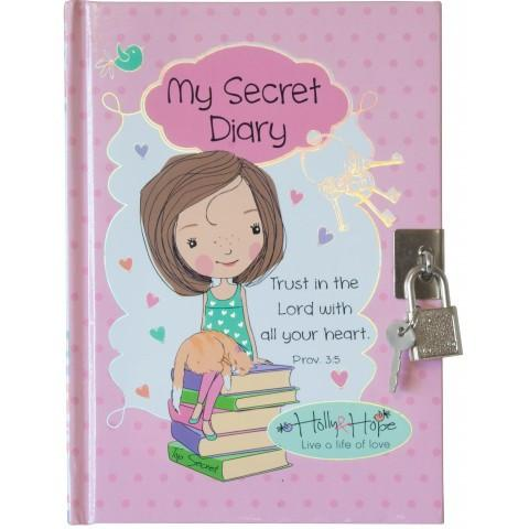 Holly and Hope - My Secret Diary With Lock