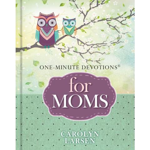 One Minute Devotions For Moms One Minute Devotions - New Chapter Bookstore