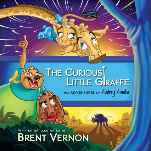 The Curious Little Giraffe (2 The Adventures Of Audrey Amaka) (Paperback) VERNON B